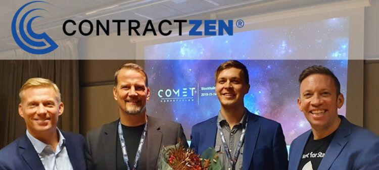 COMET winning ContractZen – the first Finnish company to enter Ingram Cloud Marketplace.
